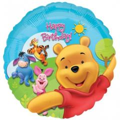 Planet Jashn Pooh And Friends Sunny Birthday , Multi Color