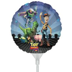 Planet Jashn Toy Story Gang Foil Balloon , Multi Color