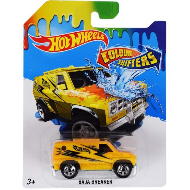 Hot Wheels 1:64 Color Shifters, Baja Breaker Car Multi Color