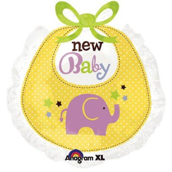 planet jashn new baby foil balloon