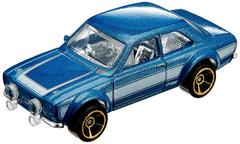 Hot Wheels 1970 Ford Escort Multi Color