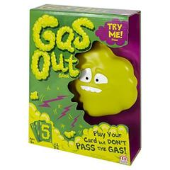 Mattel Gas Out Game, Multi Color
