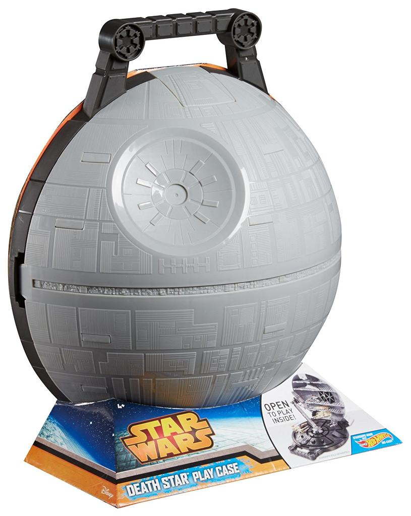 Hot Wheels Star Wars Death Star Play Case Multi Color