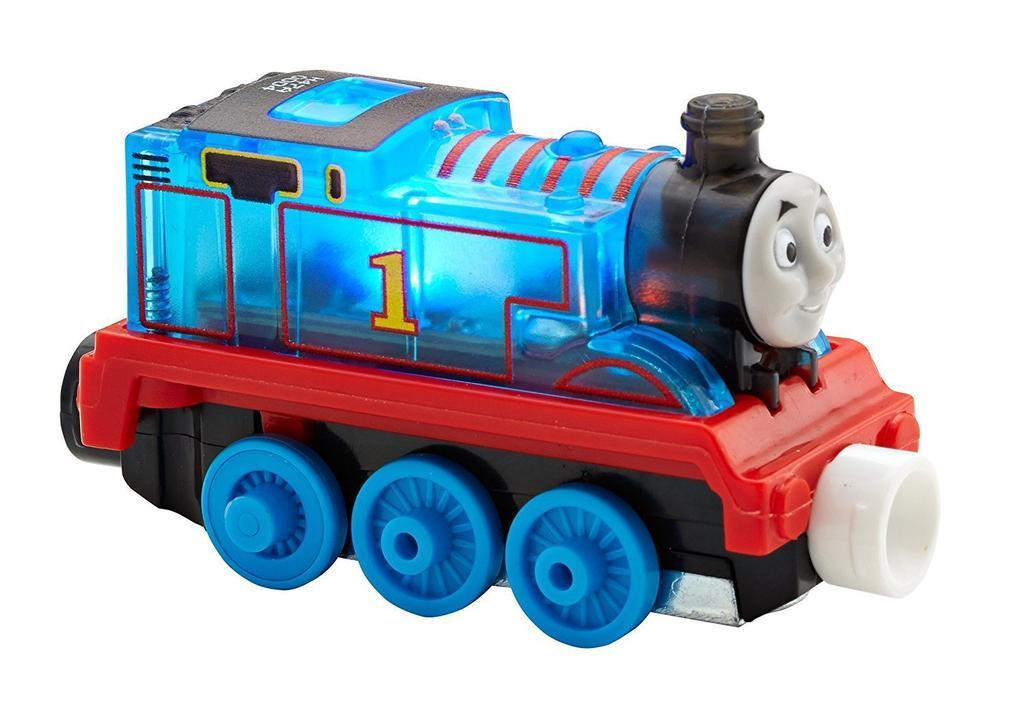 Thomas & Friends Collectible Railway Glow Racer Thomas Multi Color
