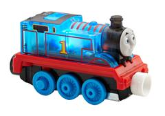 Thomas & Friends Collectible Railway Glow Racer Thomas Multi Color