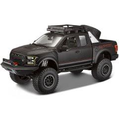 Maisto 2017 Ford F 150 Raptor Black Color, 1:24 Scale Die Cast Metal Collectable Model