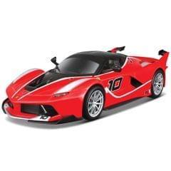 Bburago Ferrari FXX K Red Color, 1:43 Scale Die Cast Metal Collectable Model