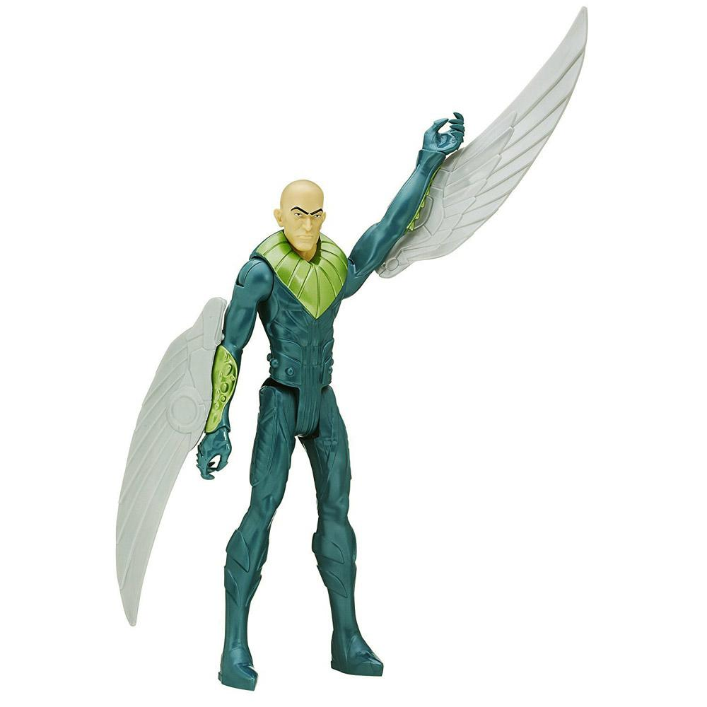 Marvel Ultimate Spider-Man Titan Hero Series, Vulture, 12""