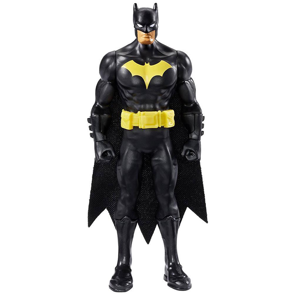 Justice League Batman Action Figure,Black, 6 Inch