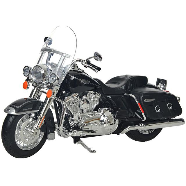 Maisto Harley Davidson Motorcycle 2013 FLHRC Road King Classic, 1:12 Scale Die Cast Metal