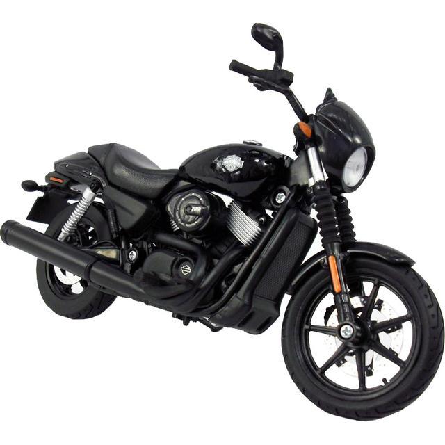 Maisto Harley Davidson Motorcycle 2015 Street 750, 1:12 Scale Die Cast Metal