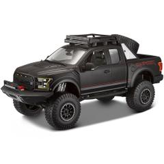 Maisto 2017 Ford F 150 Raptor Black Color, 1:24 Scale Die Cast Metal Collectable Model Car