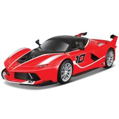 Burago Ferrari FXX K Red Color, 1:43 Scale Die Cast Metal Collectable Model Car
