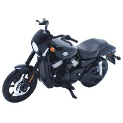 Maisto Harley Davidson 2015 Street 750, 1:18 Scale Diecast Motorcycle