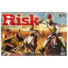 Hasbro Risk Board Game, The Game Of Strategic Conquest