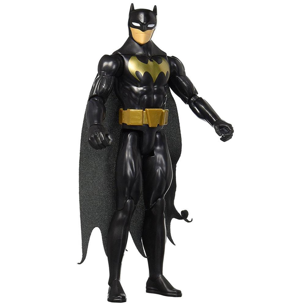 Justice League Stealth Shot Batman 12 Inch Action Figure, Multi Color