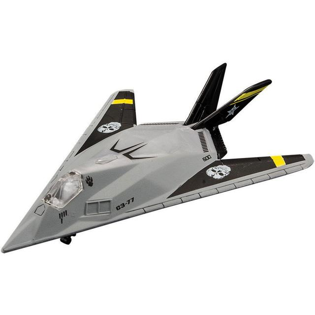 Maisto Tailwinds F-117 Nighthawk Aeroplane Die Cast Model Grey & Black Color