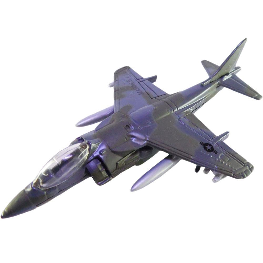 Maisto Tailwinds AV-8B Harrier II Aeroplane Die Cast Model Black Color