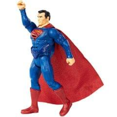 Justice League Talking Heroes Superman 6 Inch Action Figure, Multi Color