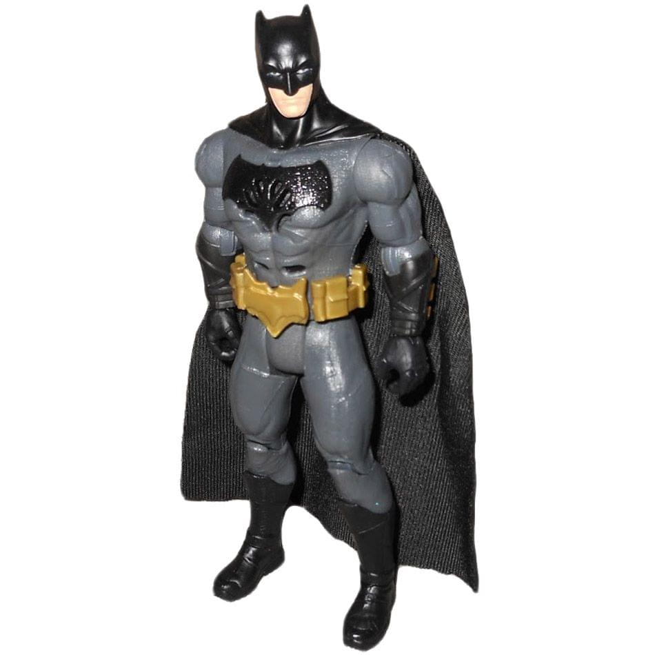 Justice League Talking Heroes Batman 6 Inch Action Figure, Multi Color