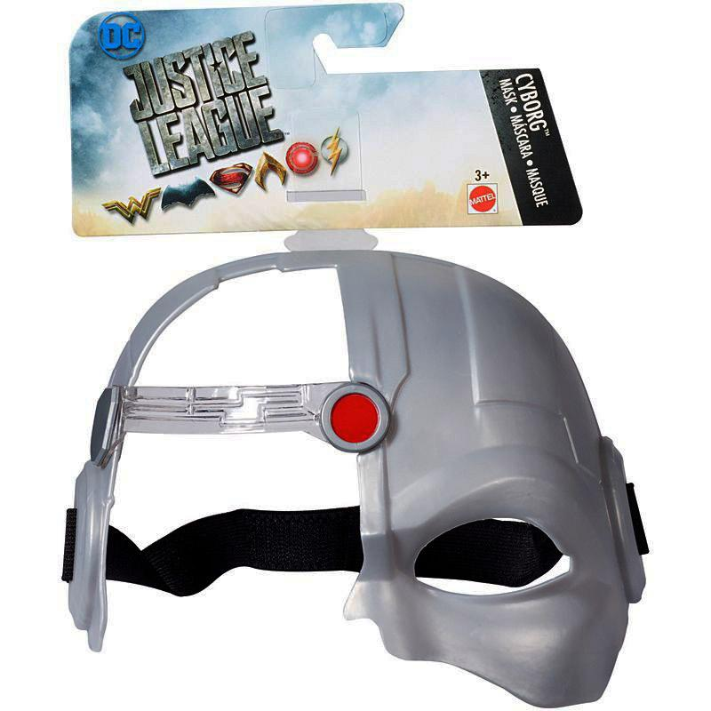 Justice League Cyborg Mask, Multi Color
