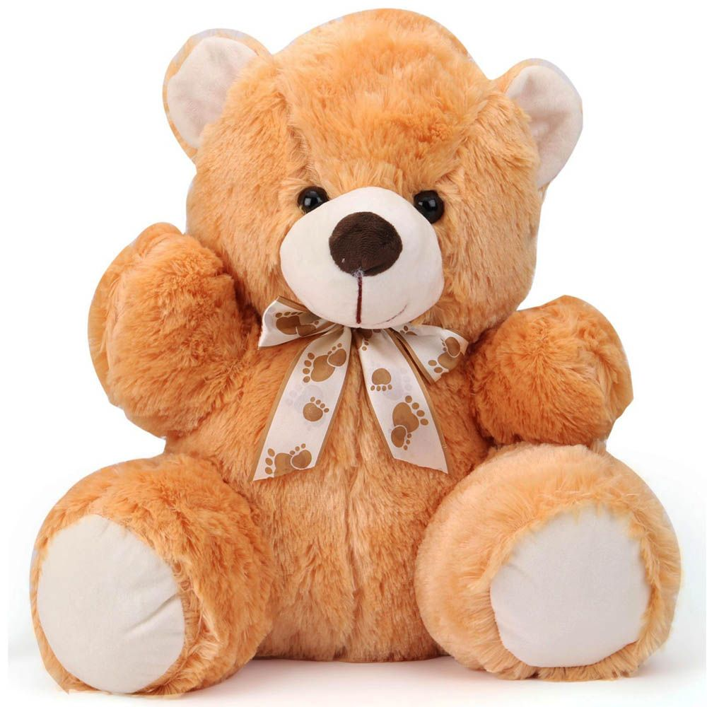 Dimpy Stuff Teddy Bear Stuff Toy Brown Color