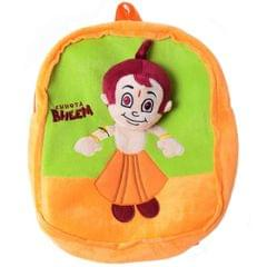 Dimpy Stuff Chhota Bheem Stuff Toy Bag Pack Multi Color