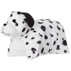 Dimpy Stuff Play Stuff Toy Kids Cushion Black & White Color Theme