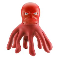 The Original Stretch Armstrong Mini Stretch Octopus Red Color