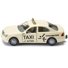Siku Taxi Car Die Cast No 1363 Multi Color