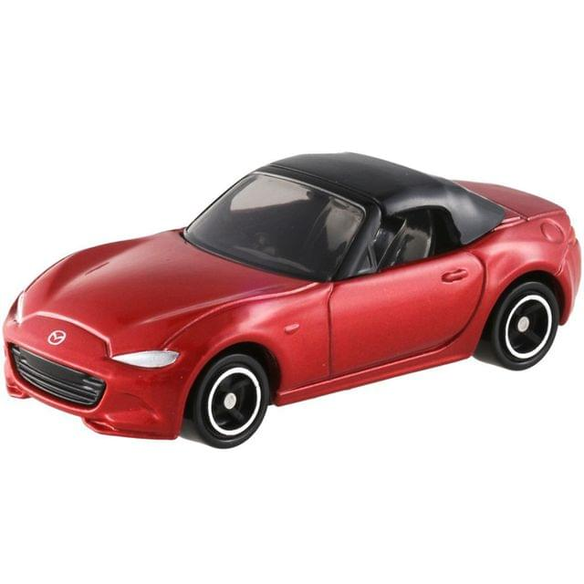 Takara Tomy Tomica Mazda Roadster No.26, Scale 1 : 57, Die Cast Metal Collectables