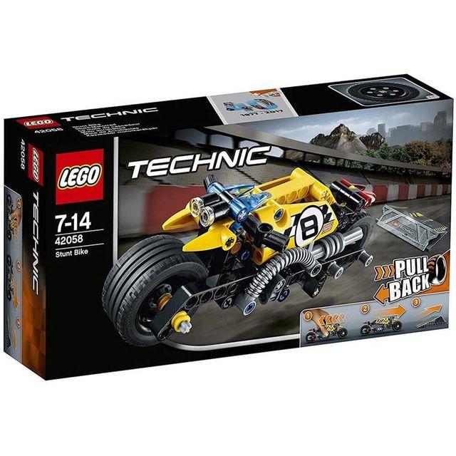 Lego Technic Stunt Bike, No 42058