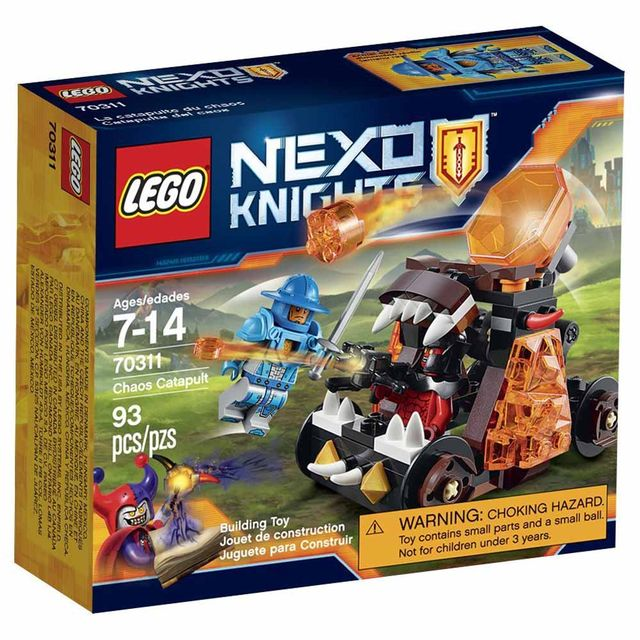 Lego Nexo Knights Chaos Catapult No 70311 Multi Color