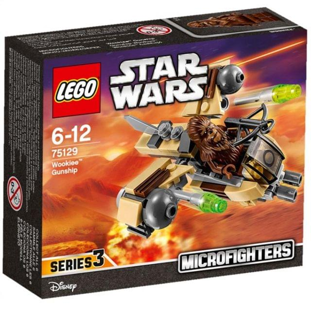 Lego Star Wars Wookiee Gunship No 75129 Multi Color