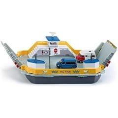 Siku Car Ferry No 1750 Die Cast 1:50 Scale Multi Color