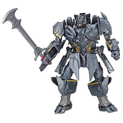 Transformers The Last Knight Premier Edition Voyager Class Megatron Multi Color