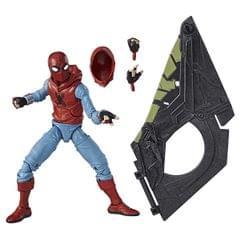 Marvel Legends Spiderman Homecoming Spiderman 2 Action Figure Multi Color