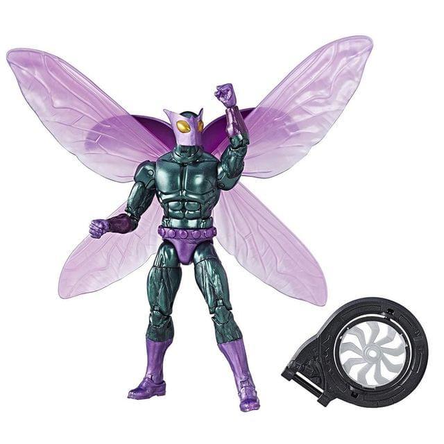 Marvel Legends Spiderman Beetle Action Figure Multi Color