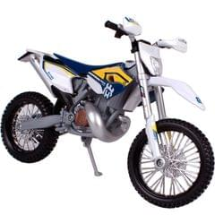 Maisto Husqvarna FE 501, 1:12 Scale Die Cast Model Bike