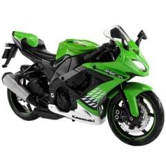 Maisto Kawasaki Ninja ZX 10R, 1:12 Scale Die Cast Model Bike