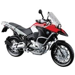 Maisto BMW R 1200 GS, 1:12 Scale Die Cast Model Bike