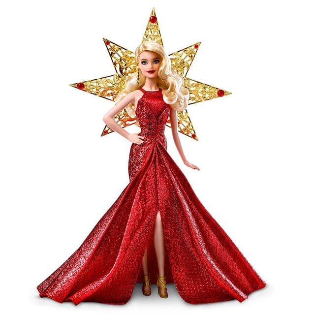 Barbie Holiday Doll