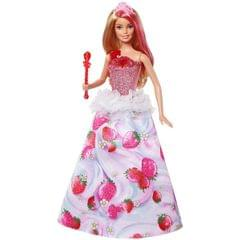 Barbie Dreamtopia Sweetville Princess Doll Multi Color