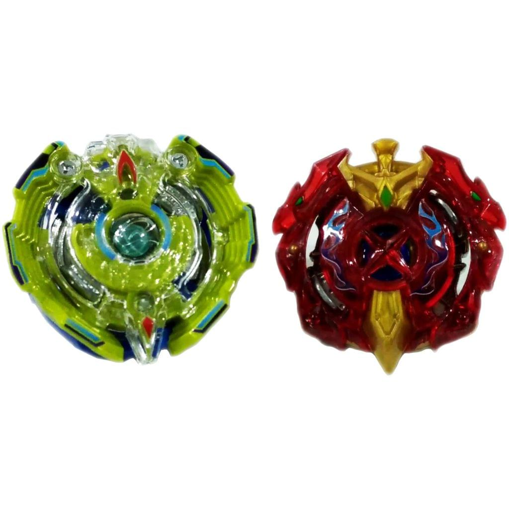 Takara Tomy Beyblade Burst Quetziko Q2 Quill Quetziko and Xcalius, Pack Of 2