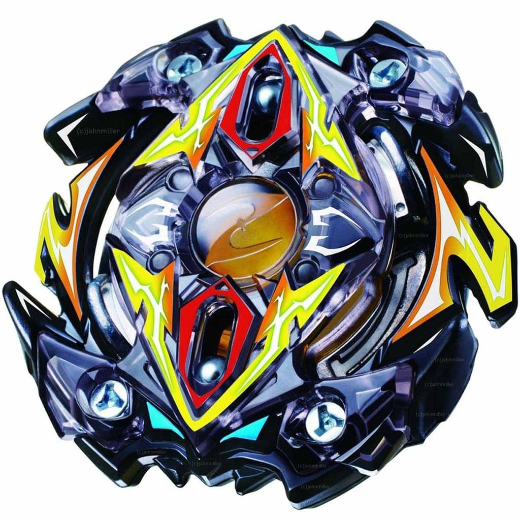 Takara Tomy Beyblade Burst Zeutron Z2 Zac The Sunrice, Multi Color