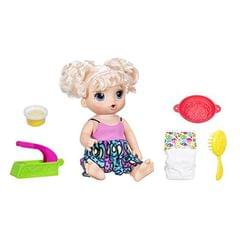 Baby Alive Snackin' Noodles Baby, Doll Set