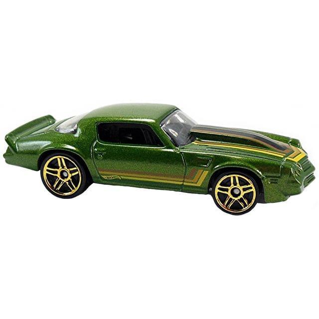 Hot Wheels Camaro Fifty, 81 Camaro Multi Color