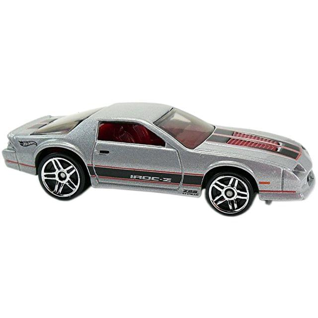 Hot Wheels Camaro Fifty, 85 Camaro IROC-Z Multi Color