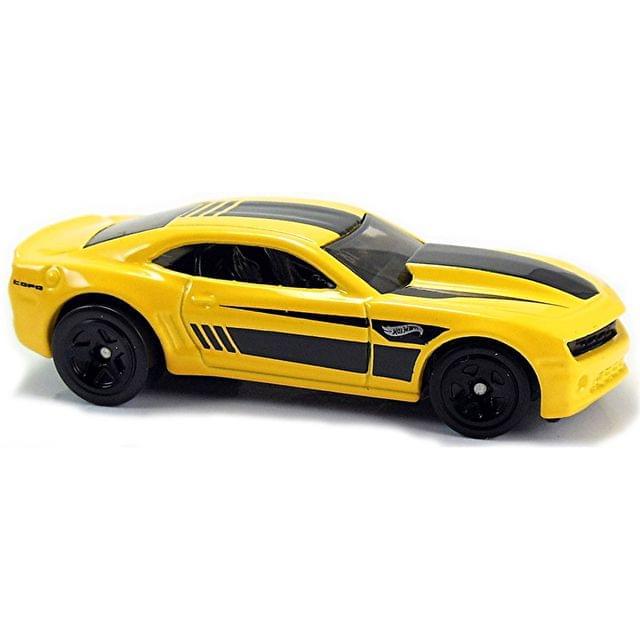 Hot Wheels Camaro Fifty, 13 Copo Camaro Multi Color