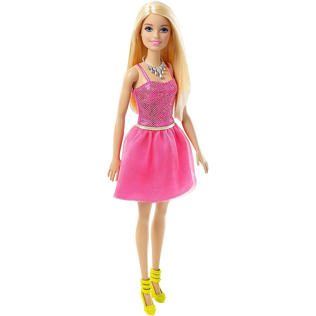 Barbie Doll Glitz 2, Pink Color